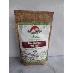 DR. COW Organic Green Mutter
