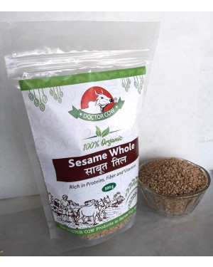 DR. COW Organic Sesame Whole(Till)