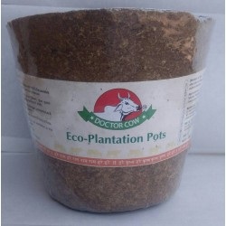DR. COW Eco Plantation Pots