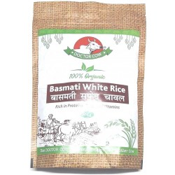 DR. COW Organic Basmati White Rice