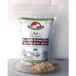 DR. COW Organic Basmati Brown Rice