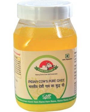 DR. COW Pure Ghee        (Desi / Indian Cows)