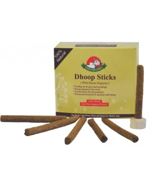 DR. COW Dhoop Sticks - HAVAN - 30 Sticks(100 g)
