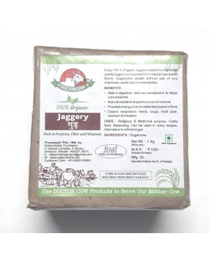 DR. COW Organic Jaggery (Gud)
