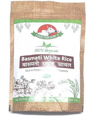 DR. COW Organic Basmati White Rice