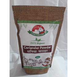 DR. COW Organic Coriander Powder (Dhaniya)