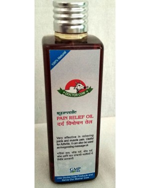 DR. COW Pain Relief oil
