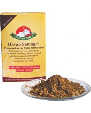 DR. COW Havan Samagri