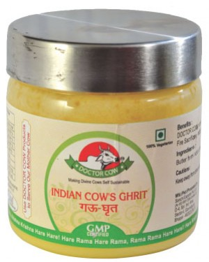 DR. COW Indian Cow's Ghrit