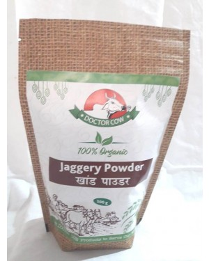 DR. COW Organic Jaggery Powder (Khand)