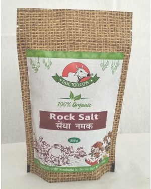 DR. COW Organic Rock Salt (Senda Namak)
