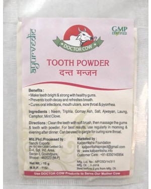 DR. COW Tooth Powder - 10 g